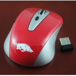 Wild Sports Arkansas Razorbacks Wireless Mouse