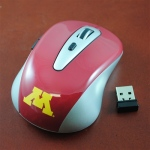 Wild Sports Minnesota Golden Gophers Wireless Mouse