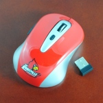 Wild Sports University of Louisville Cardinals Wireless Mouse