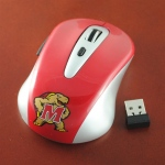 Wild Sports University of Maryland Terrapins Wireless Mouse