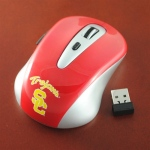 Wild Sports University of Southern California Trojans Wireless Mouse