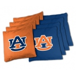 Wild Sports Auburn College XL Bean Bag Set