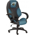 Wild Sports Jacksonville Jaguars Commissioner Office Chair