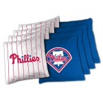 Wild Sports MLB Philadelphia Phillies XL Bean Bag Set