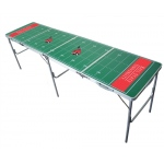 Wild Sports Ball State University Cardinals Tailgate Table: 2' x 8'