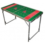 Wild Sports Ball State University Cardinals Tailgate Table: 2' x 4'