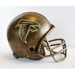 Wild Sports Atlanta Falcons Desktop Helmet Statue