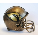 Wild Sports Arizona Cardinals Desktop Helmet Statue