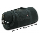 Rapid Dominance R32M Heavy Duffle Bags: Black, Medium