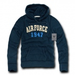 Rapid Dominance R45 Military Fleece Pullover Hoodies: Navy, Air Force