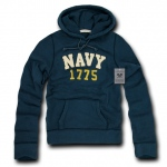 Rapid Dominance R45 Military Fleece Pullover Hoodies: Navy, Navy