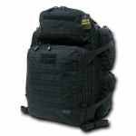 Rapid Dominance T302 Rapid 96, 4 Day Tactical Pack: Black