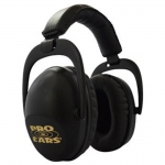 Altus Pro Ears Pro 300 NRR 26: Electronic Ear Muffs, Black