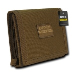 Rapid Dominance T105 Rapdom Tactical Wallet: Coyote