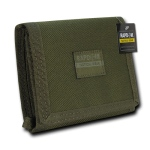 Rapid Dominance T105 Rapdom Tactical Wallet: Olive Drab