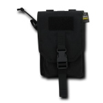 Rapid Dominance Utility Pouch W/ Cover: Black