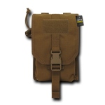 Rapid Dominance Utility Pouch W/ Cover: Coyote