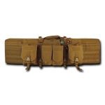"Rapid Dominance 46"" Single Rifle0 Tactical Case: Coyote"