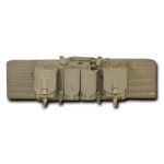 "Rapid Dominance 46"" Single Rifle0 Tactical Case: Khaki"
