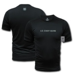 Rapid Dominance S30 RapidCool Performance T-Shirt: Black, Coast Guard