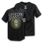 Rapid Dominance S33 American made Tee: Black, Army